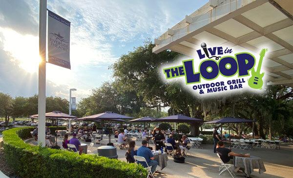 Riverside Theatre - Outdoor Bar & Grill