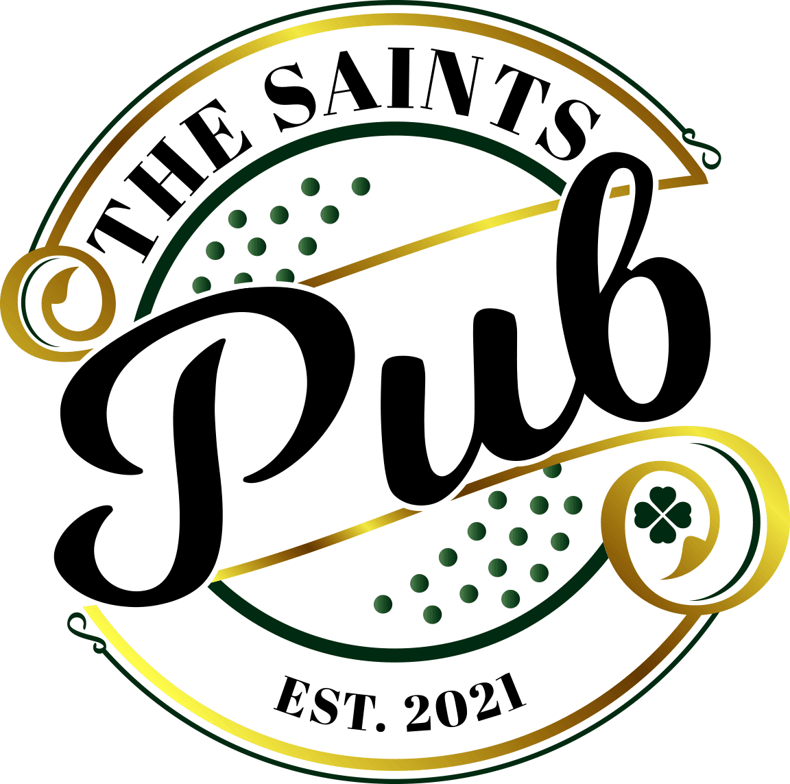 The Saints Pub at the Saints Golf Course